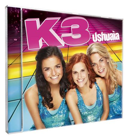 K3 liedjes Ushuaia