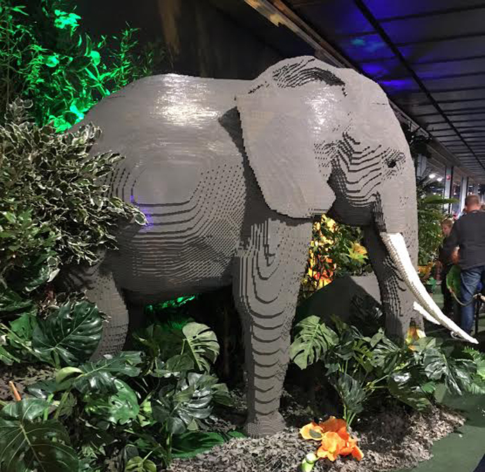 lego world 2016 olifant