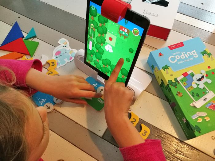 Osmo Coding Spelenderwijs Kinderen Leren Programmeren Op De Ipad