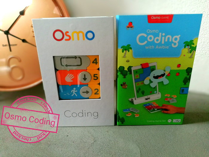 osmo coding review