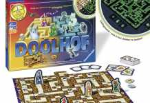 ravensburger doolhof spel glow in the dark