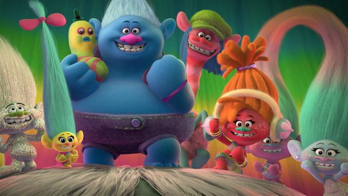 trolls animatie film Warner Bros