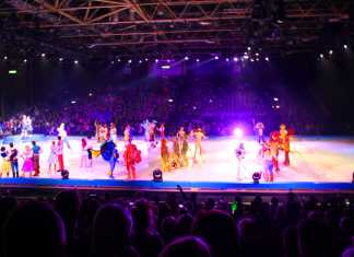 disney on ice 100 years of magic schaatsers