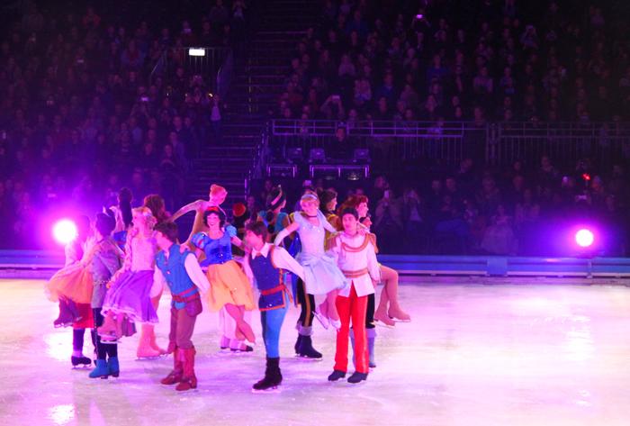 disney on ice 100 years of magic prinsessen