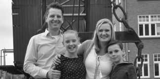 chronisch ziek moeder Heidi