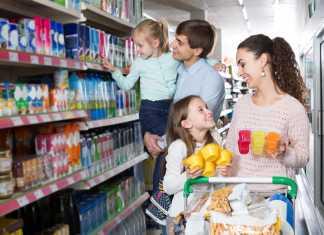kinderhelden op ongezonde voeding