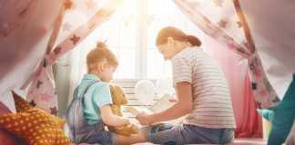 binnenactiviteiten voor kinderen
