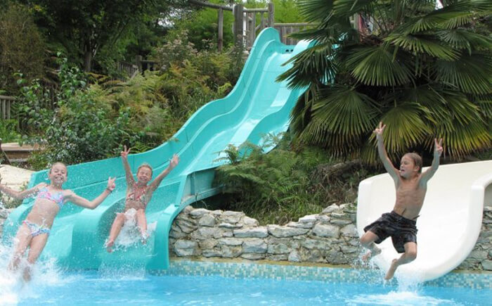 familiecamping tieners zwembad