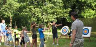 familiecamping tieners outdooractiviteiten