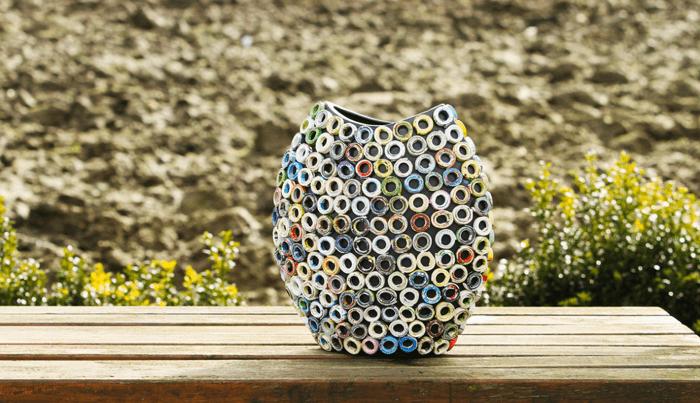 valentijnsdag ideeën, een flozz vaas