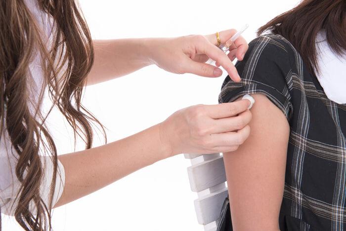 HPV vaccinatie