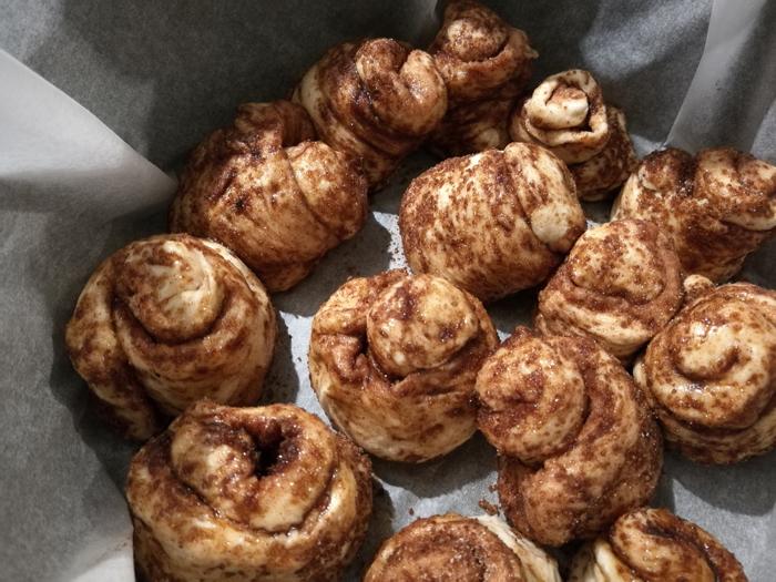 cinnamon rolls maken slowcooker