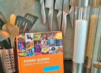 familierecepten kookboek power queens