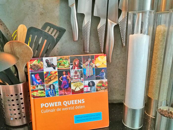 familierecepten kookboek power queens