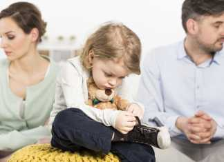 Scheiden met kinderen