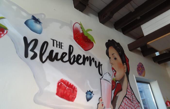 amersfoort centrum, the blueberry