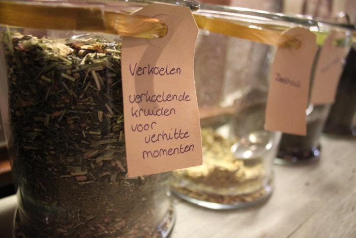 beeldentuin garderen thee