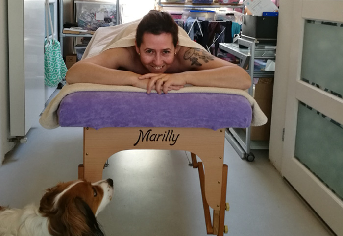 masseuse aan huis