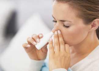 verslaafd aan neusspray