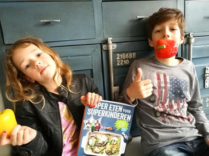 super eten voor super kinderen