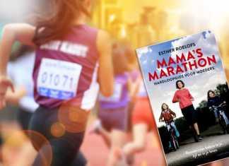 mama's marathon boek