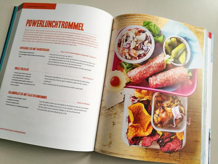 super eten voor superkinderen boek
