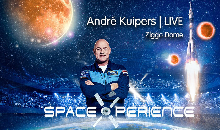 SpaceXperience met André Kuipers