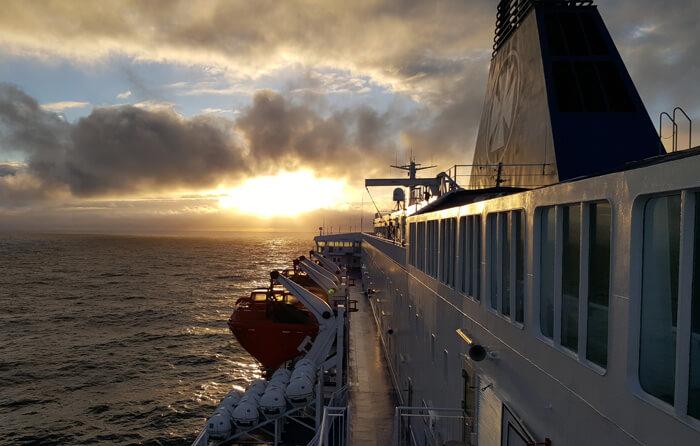dfds king seaways