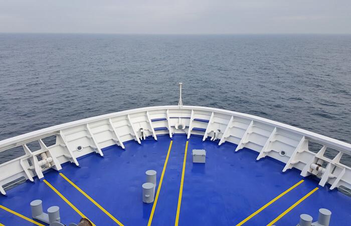 dfds seaways dek