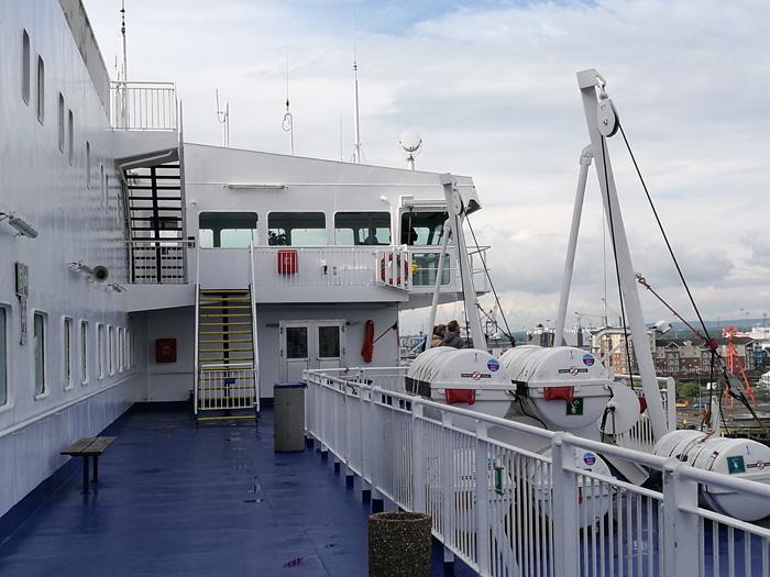 3 daagse minicruise met de DFDS