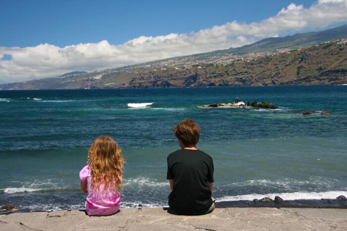 naar Tenerife met kinderen