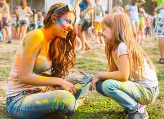 outdoor festival europa gezin