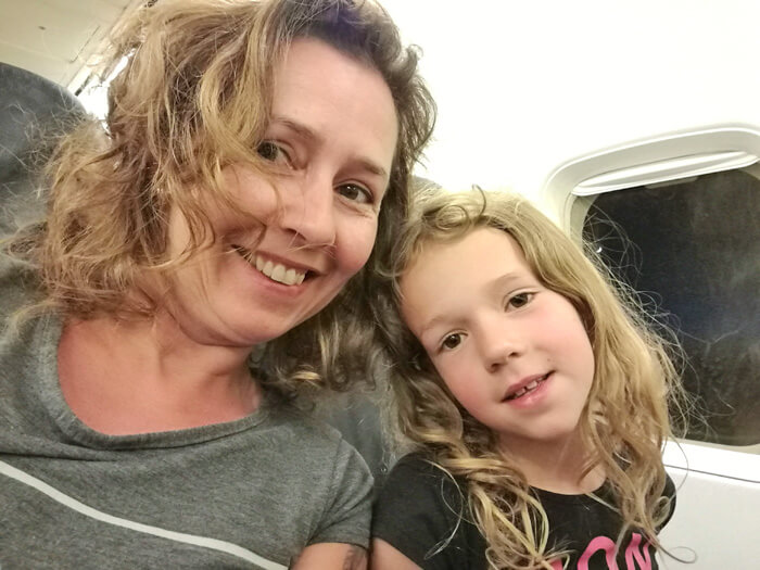 vliegen naar tenerife met kinderen