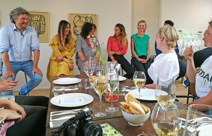 food talks discussiepanel
