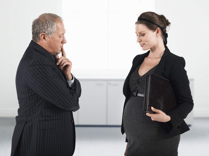 zwanger en solliciteren