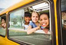 op schoolreis