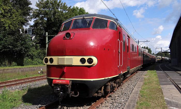 dagje weg zomervakantie spoorwegmuseum