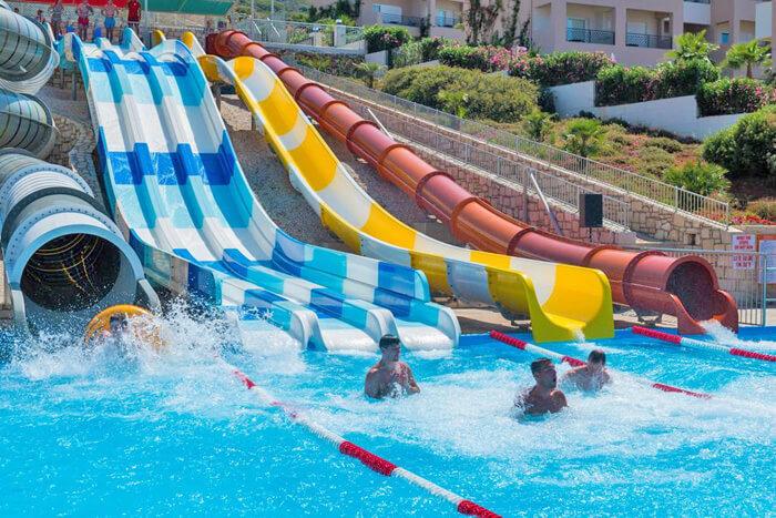 griekenland met kinderen, grand hotel holiday resort op kreta