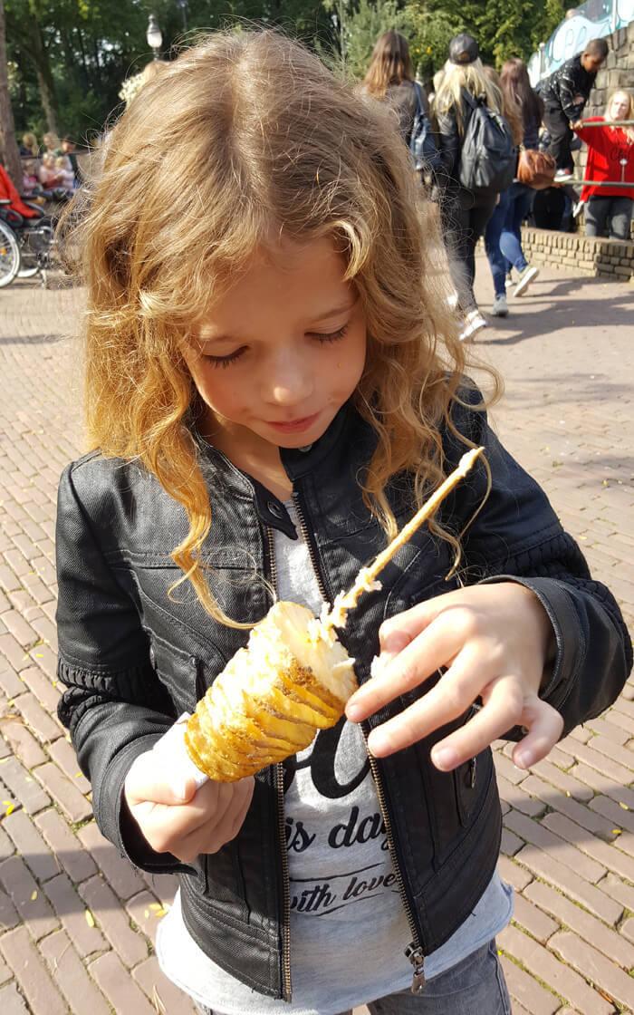 efteling aardappel pin