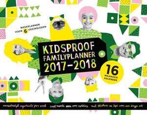 kidsproof familyplanner 2018