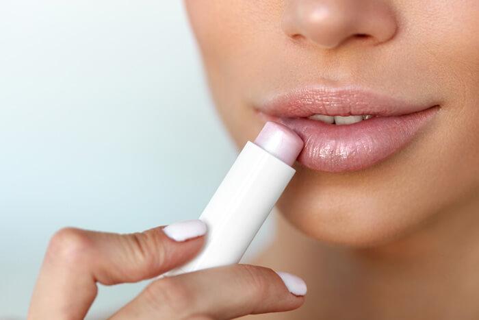 veilige lippenbalsem zonder minerale oliën