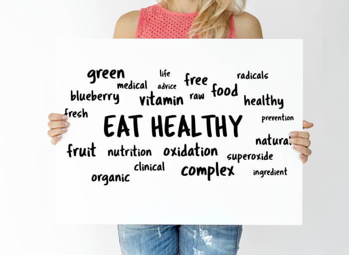 wat is gezond leven