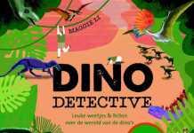 dino detective boek