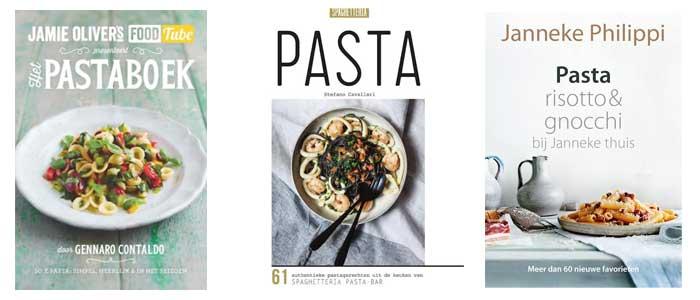 pasta kookboeken