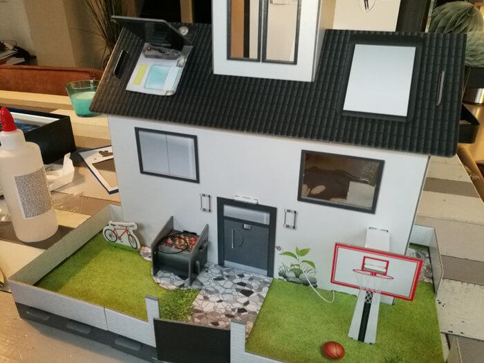 ravensburger science X elektro huis