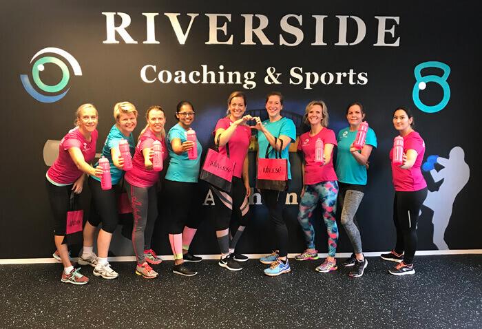 sporten voor baarmoederhalskanker