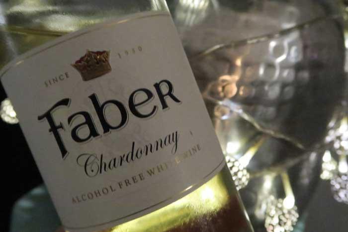 alcoholvrije wijn Faber