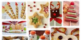 kerstdiner op school