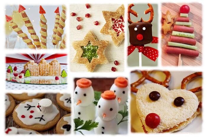kerstdiner op school? of kerstontbijt? meer dan 30 makkelijke