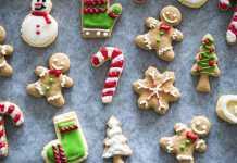 kerstkoekjes zelf bakken